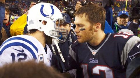 Patriots at Colts – Week 11