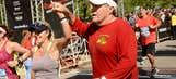 Hoodie can run: Bill Belichick finishes half-marathon in Nashville
