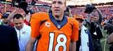Peyton Manning hasn't slowed down during offseason