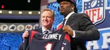 Clowney must now prove he's worthy of Texans' No. 1 pick
