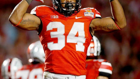 Ohio State RB Carlos Hyde
