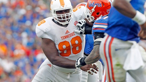 Tennessee DT Daniel McCullers