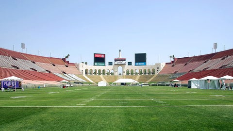 1. Bring the NFL back to Los Angeles!