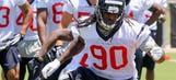 Texans' Clowney undergoes sports hernia surgery, eyes training camp return