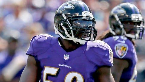 12. (tie) Baltimore Ravens