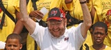 Social media reaction to the passing of Bucs owner Malcolm Glazer