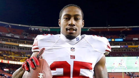 Giants safety Will Hill