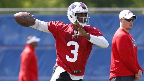 Buffalo: Quarterback EJ Manuel