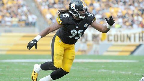 Pittsburgh: Outside linebacker Jarvis Jones