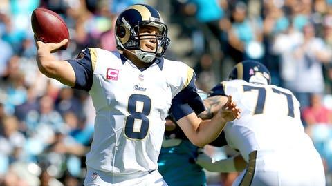 St. Louis: Quarterback Sam Bradford