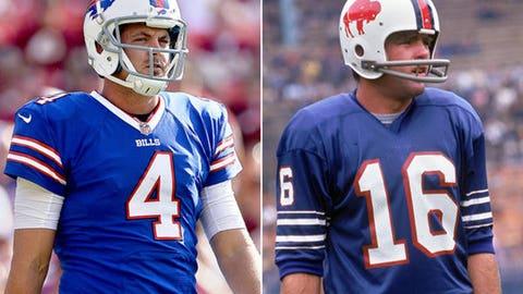 Buffalo Bills uniforms