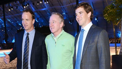 Archie Manning had nothing to do with Eli refusing to play for the Chargers