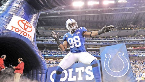 OLB: Robert Mathis