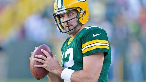 1. Green Bay Packers (Dec. 27)