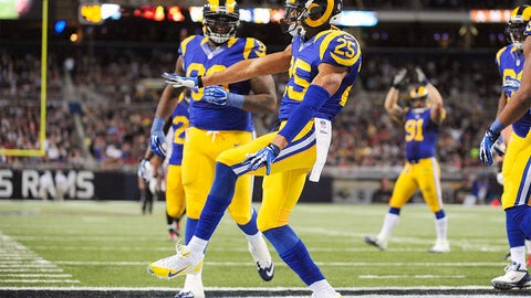 T.J. McDonald: S, Rams