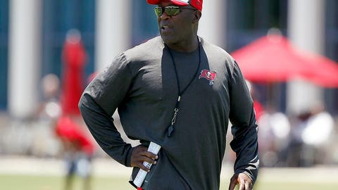Lovie Smith, Tampa Bay Buccaneers