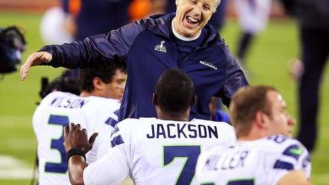 Pete Carroll, Seattle Seahawks