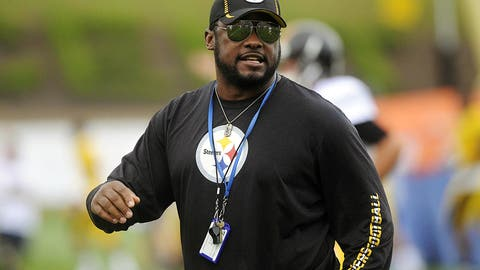 Mike Tomlin, Pittsburgh Steelers
