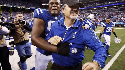 Pagano is the man for the job