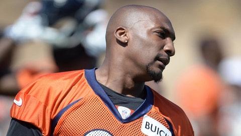 Aqib Talib, CB, Broncos