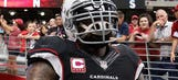 Darnell Dockett's appropriate response to NFL banning overbuilt facemasks