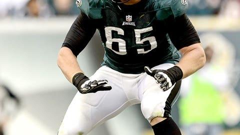 Eagles OT Lane Johnson