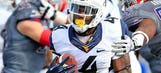 West Virginia RB Smallwood arrested on Delaware warrant