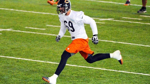 Jared Allen, DE, Bears