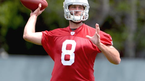 Matt Schaub, QB, Raiders