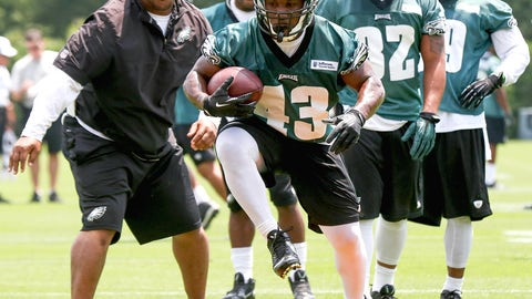Darren Sproles, RB, Eagles