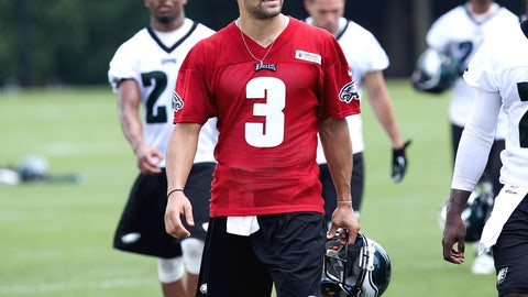 Mark Sanchez, QB, Eagles