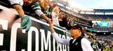 Rewarded for good behavior? New York Jets implement fan points program