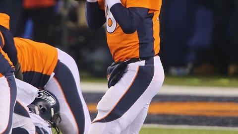 Denver: Are the Broncos good enough to repeat as the AFC's Super Bowl representative?