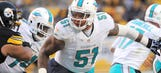 Dolphins C Pouncey, RB Moreno begin camp on PUP list