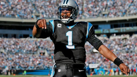 Panthers QB Cam Newton, $5.5 million