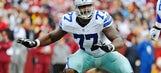 Cowboys, OT Tyron Smith agree to 8-year extension