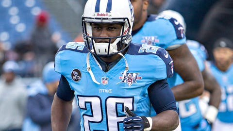 Leon Washington, RB, Titans