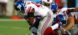 NFL officially back as Giants, Bills bring Hall of Fame Game to a close