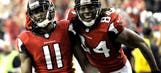 1,500 yards each? Falcons' Jones, White say they can do it