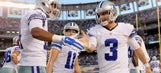 Weeden displays capable QB play, earns confidence in teammates