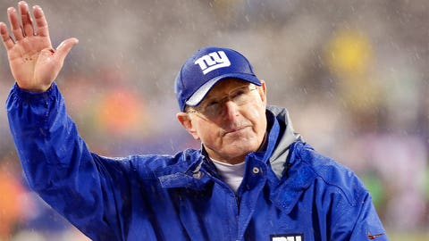 Tom Coughlin, Giants