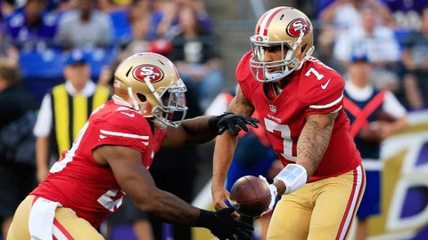 49ers' running game looks like it may be just fine