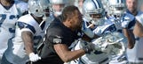 Cowboys, Raiders get into huge fight during joint practice