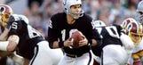 5 for Friday: Jim Plunkett, two-time Super Bowl-winning quarterback