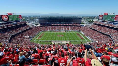 San Francisco 49ers, $3 billion