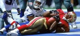Crazy moments in NFL history: T.O. stomps on Dallas star