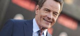 Cranston positively giddy in meeting Scully (VIDEO)