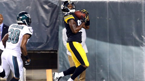 Pittsburgh Steelers: WR Darrius Heyward-Bey