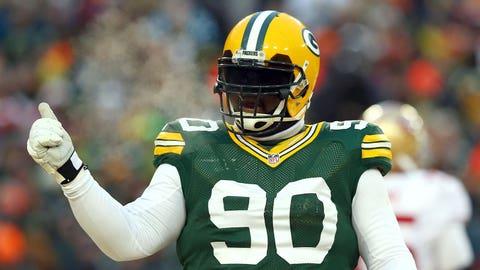 Green Bay Packers: B.J. Raji