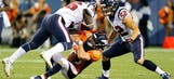 Wes Welker leaves game after suffering another concussion